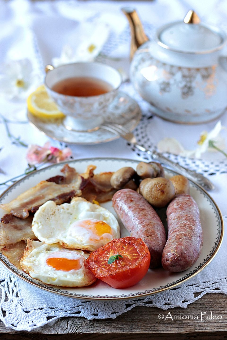 Full English Breakfast - Colazione Completa all'Inglese