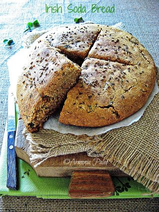 Irish Soda Bread - Pane Irlandese